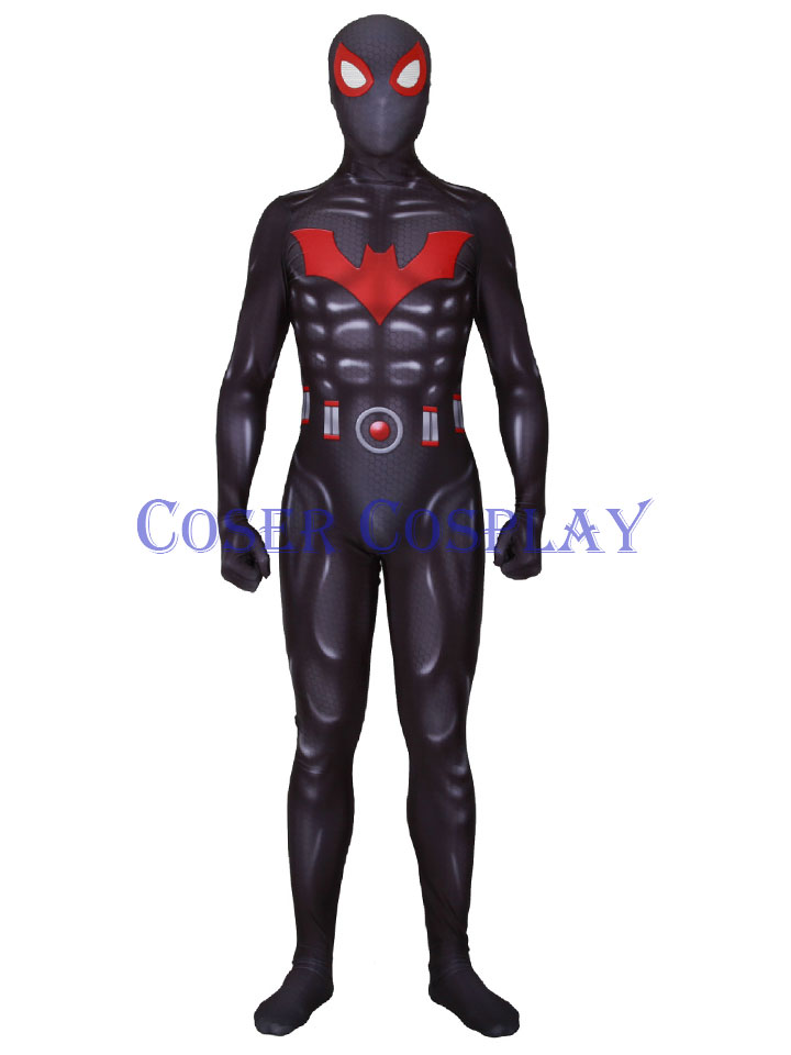 2020 Batman Beyond Terry McGinnis Cosplay Costume 1231