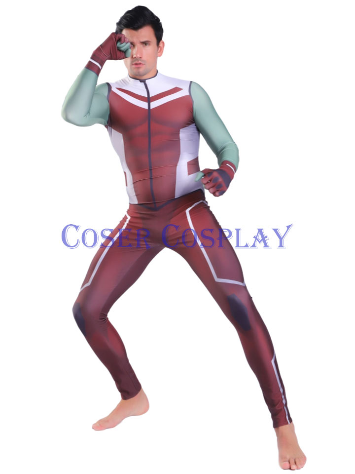 2020 Beast Boy Cosplay Costumes for Halloween 1108
