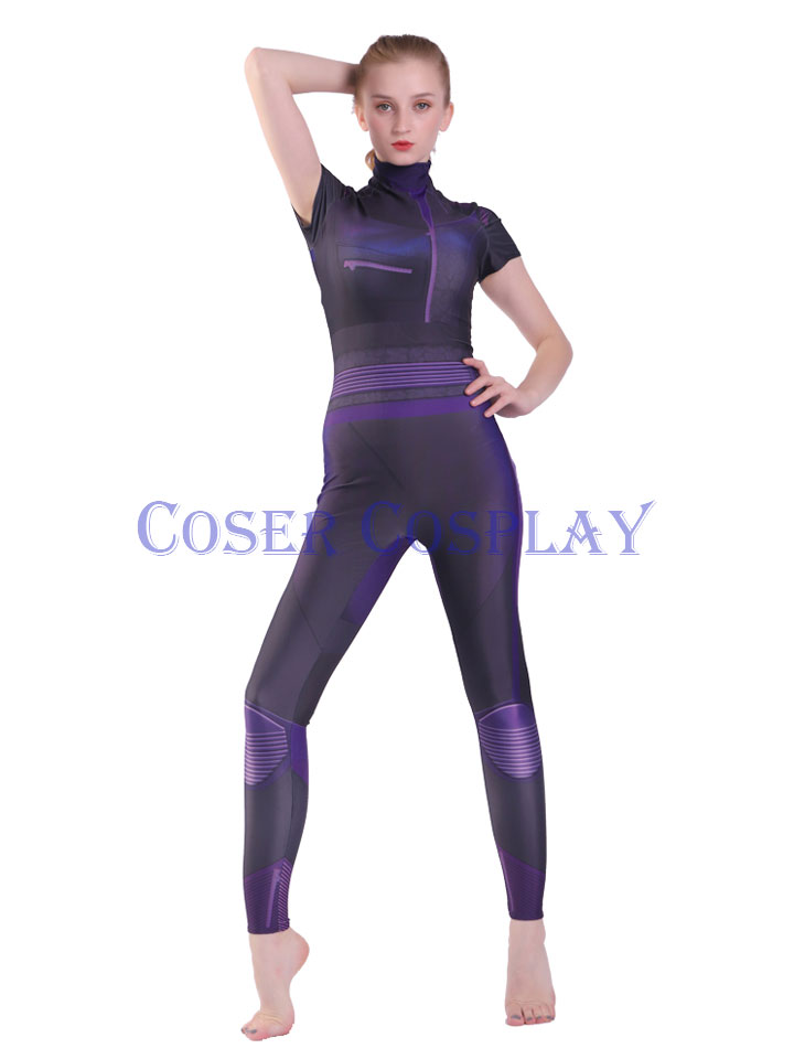 2020 Descendants Mal Sexy Halloween Costumes 2408