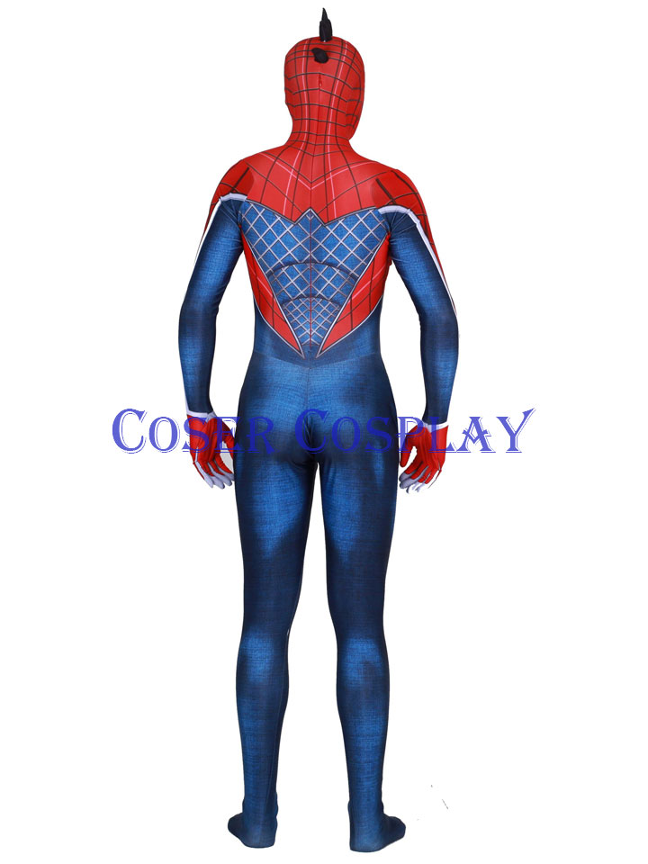 2020 Spiderman PlayStation PS4 Cosplay Costume 1129