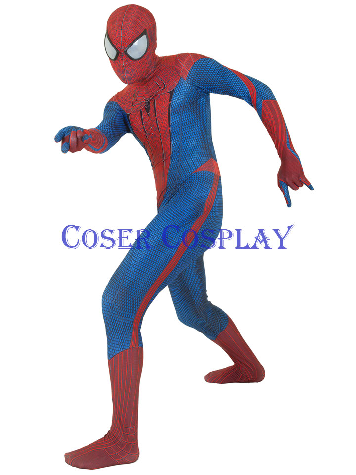 2020 The Amazing Spider Man Cosplay Costume Zentai 1118