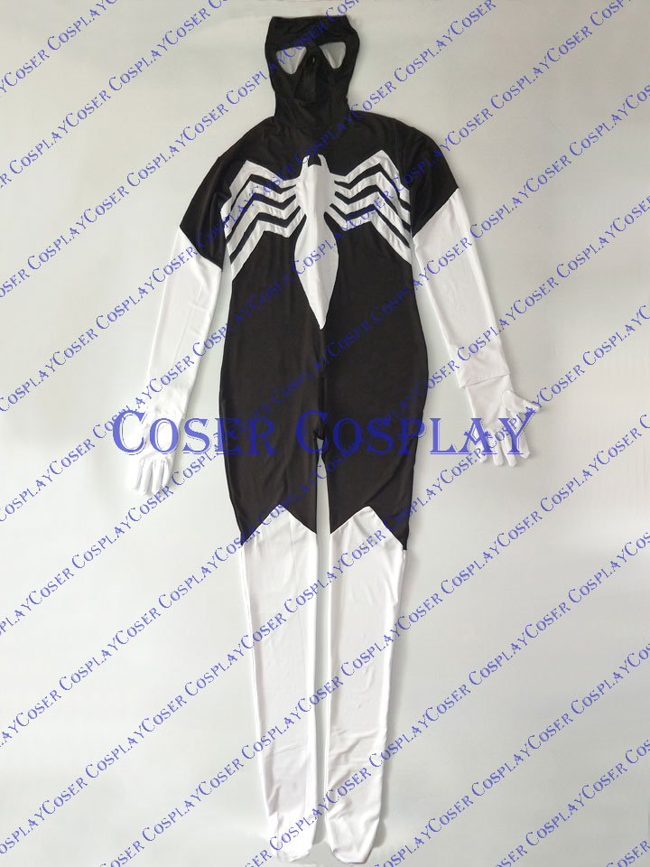 2020 Venom Spider Woman Girl Sexy Halloween Costumes 1115