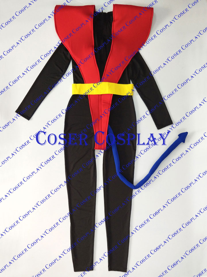 2020 X Men Kurt Wagner Nightcrawler Cosplay Costume 1115