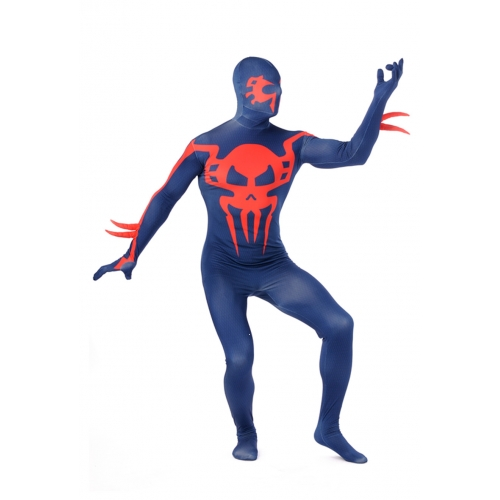 Adult Spandex Spiderman Halloween Costume