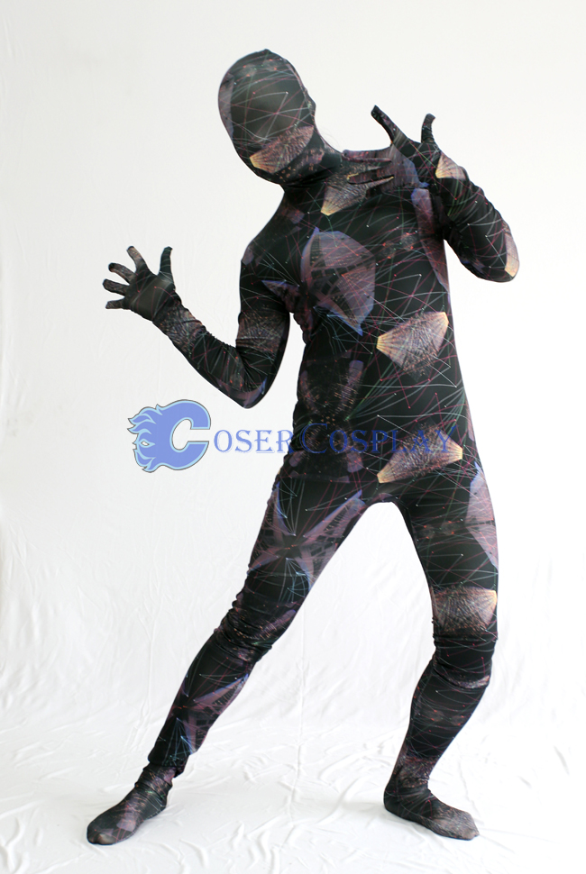Aether Zentai Halloween Costume Ideas