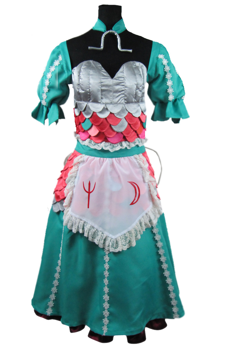 Alice Madness Returns Alice Dress Cosplay Costume