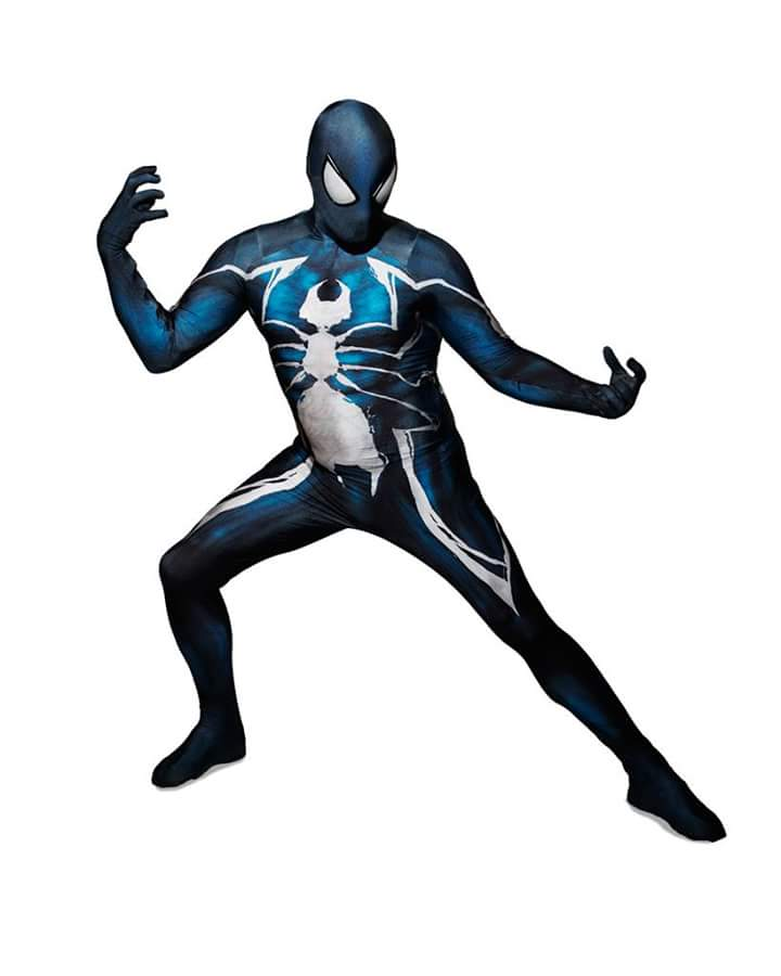 Amazing Spiderman Costume Halloween Zentai 16081602