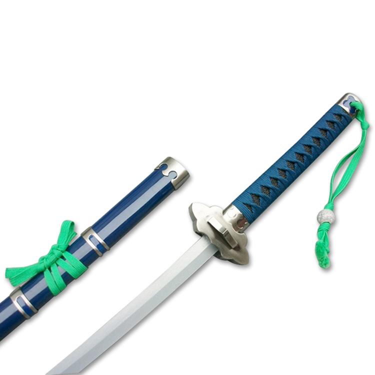 Ao no Exorcist Okumura Rin Demon-slaying Blade Kurikara Cosplay Wooden Weapons