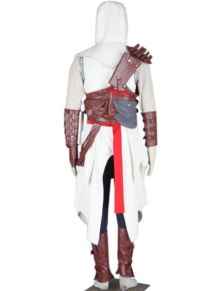 Assassin's Creed Altair Cosplay Costume