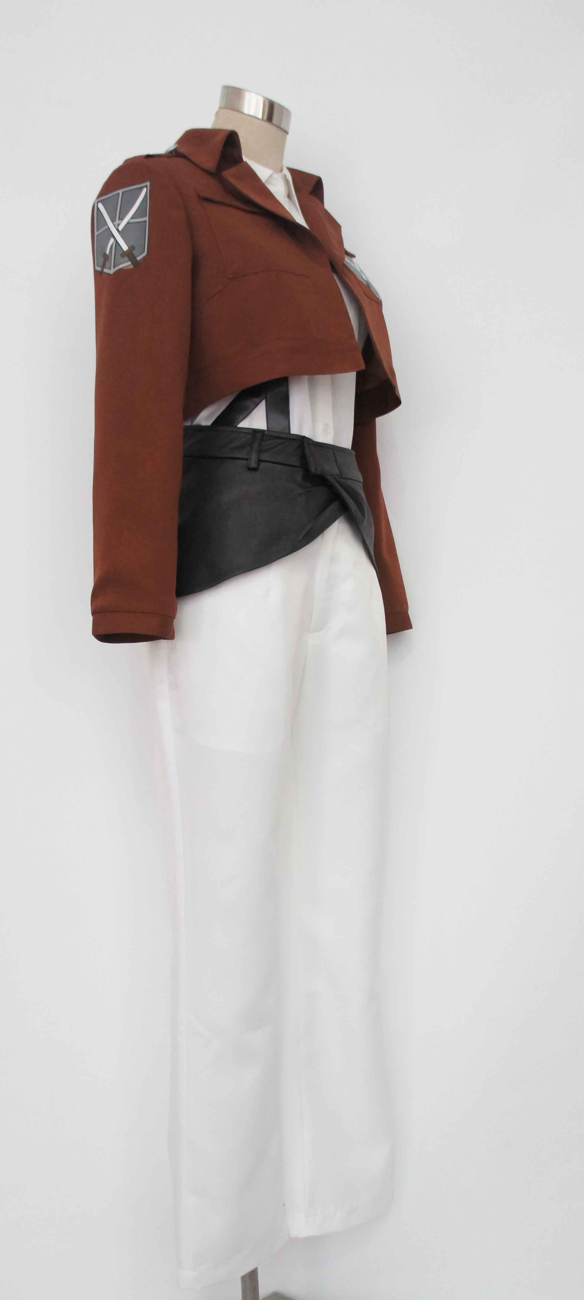 Attack on Titan Trainee Class Boy's Uniform Cosplay ... Incredibles Costume