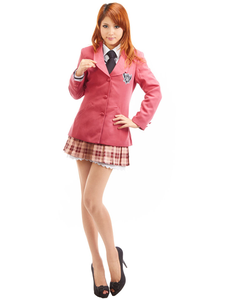 Axis Powers Hetalia World School Winter Uniform