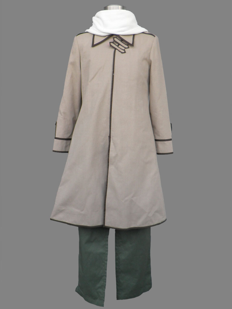 Axis Powers Russia Ivan Braginski Cosplay Costume