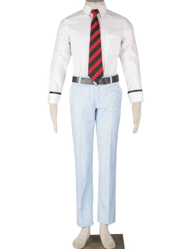 Bakuman Junior High Boy's School Uniform Cosplay Costumes