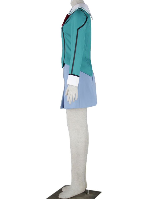 Bakuman Junior High Girl's School Uniform Cosplay Costumes