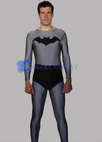 Batman Catsuit Grey Color