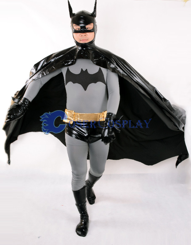 Batman Cosplay Costume Adult