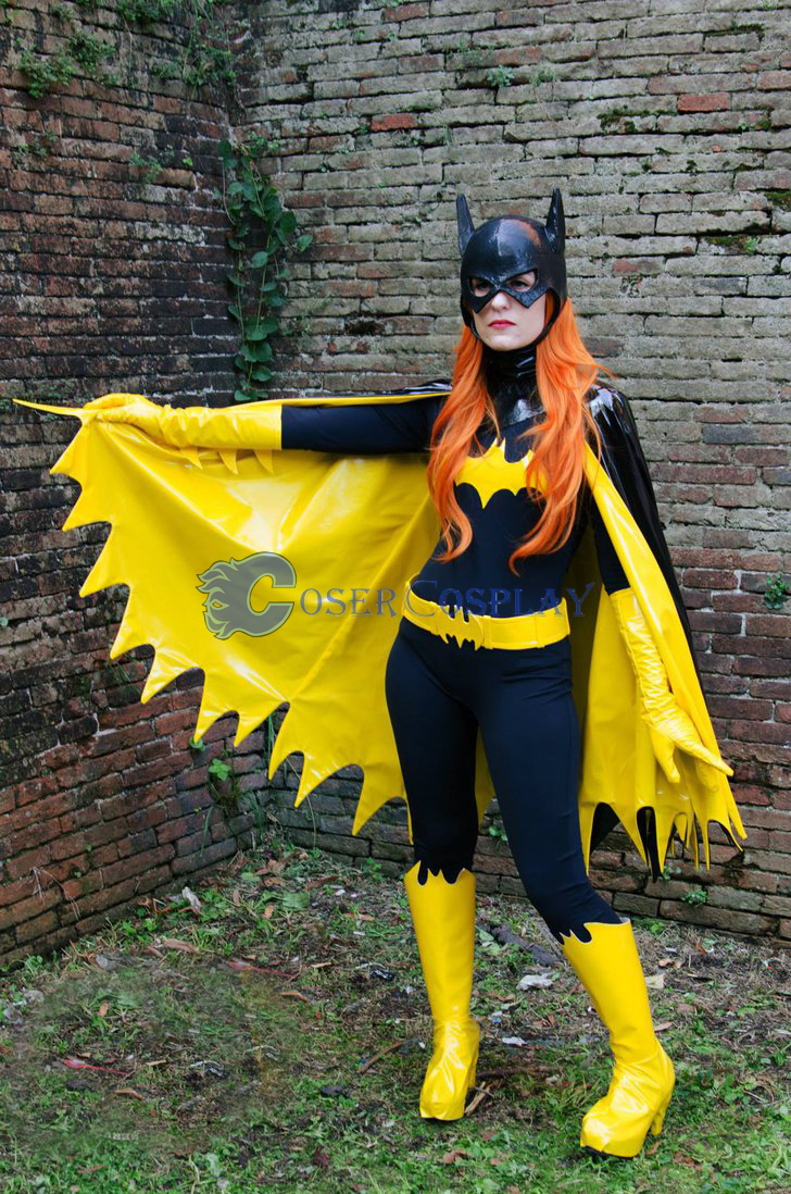 Batman Cosplay Costume For Girl Halloween