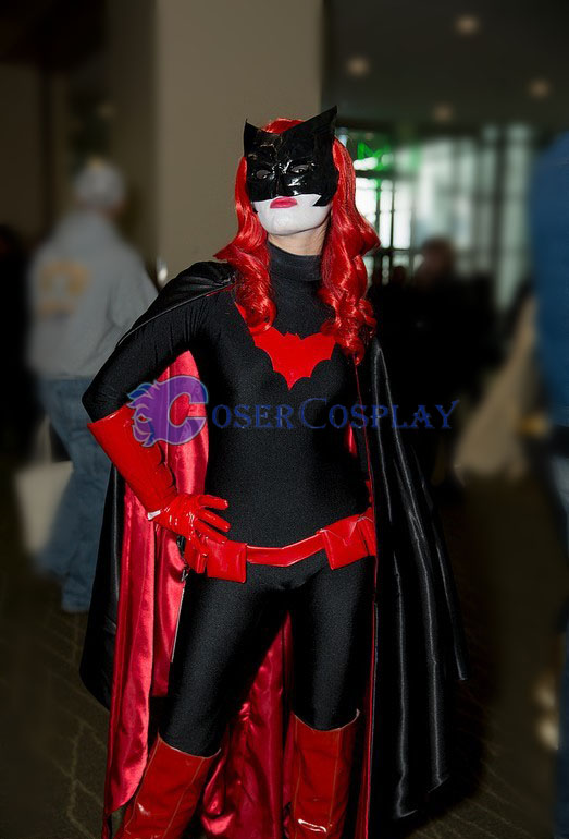 Batman Cosplay Costume For Women