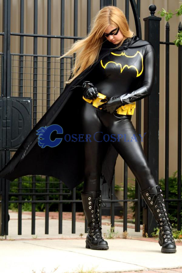 Batman Cosplay Costume Sexy Halloween Suit