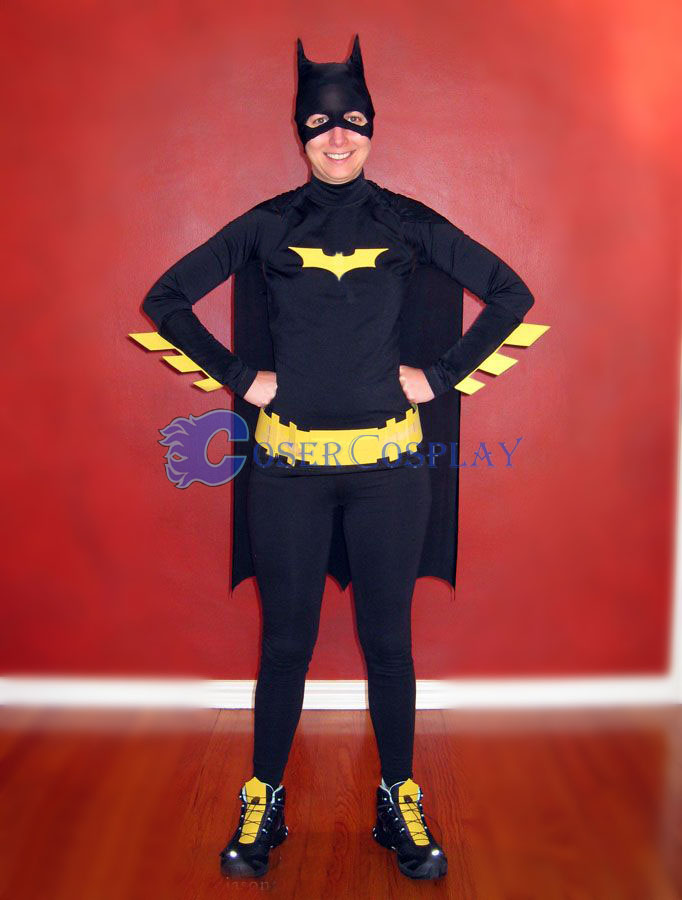 Batman Cosplay Costume Women Halloween