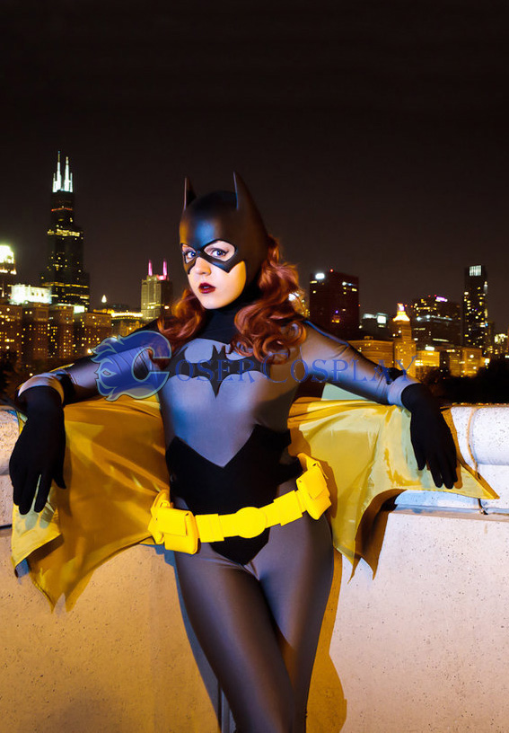 Batman Costume Sexy Batgirl Halloween