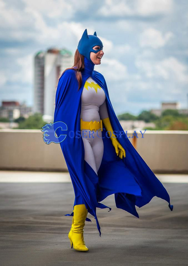 Batman Costume Zentai For Girl