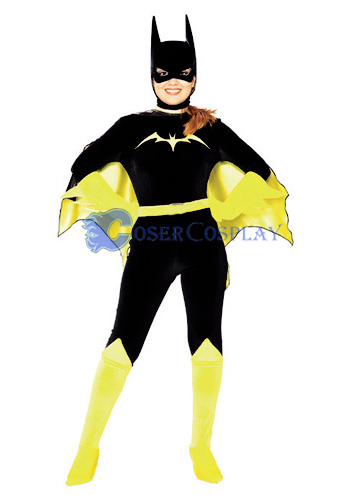 Batman Halloween Costume Black