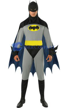 Batman Halloween Costume Idea