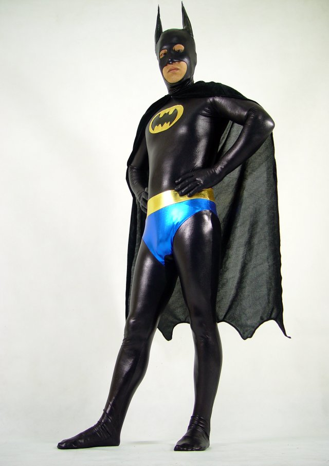 Batman Halloween Costume Ideas Zentai