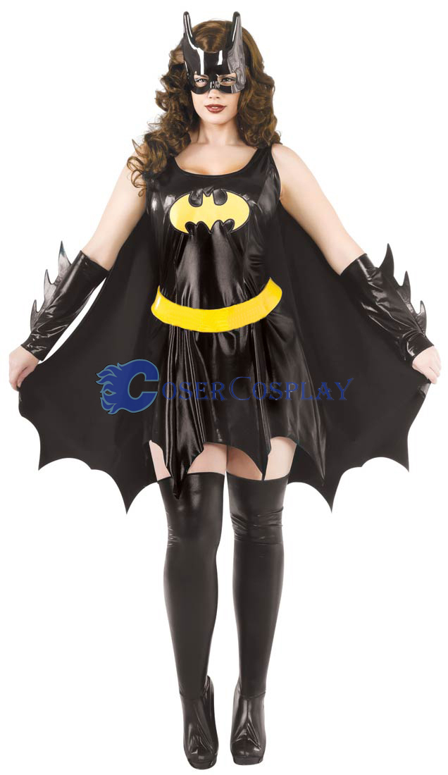 Batman Halloween Costume Woman