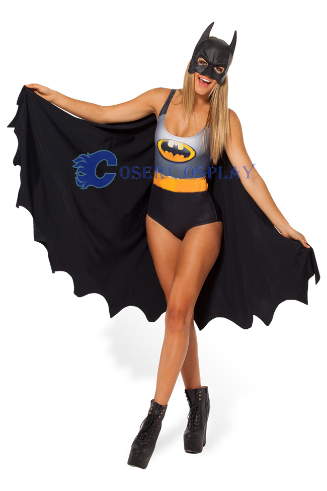 Batman Halloween Costume Women And Girl