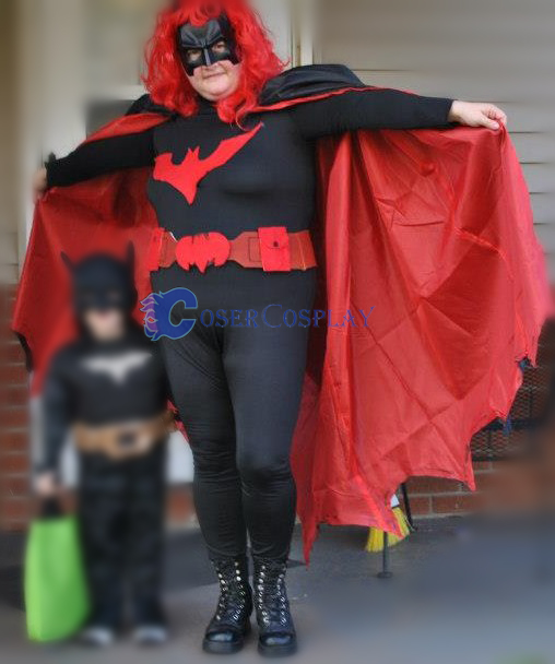 Batwoman Plus Size Cosplay Costumes