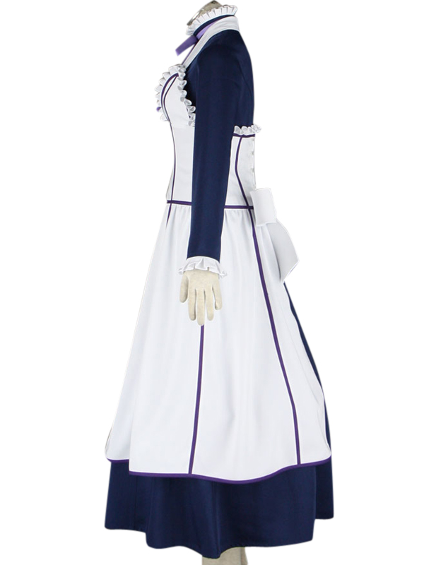 Black Butler Kuroshitsuji Emma Maid Dress Cosplay Costume