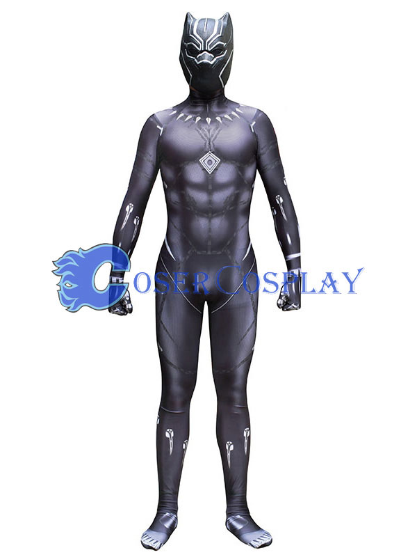 Black Panther Sexy Halloween Costumes For Women