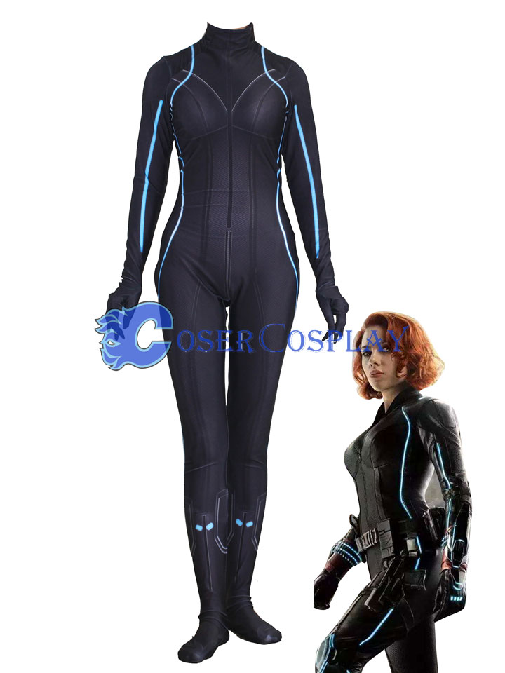 Black Widow Sexy Halloween Costumes For Women