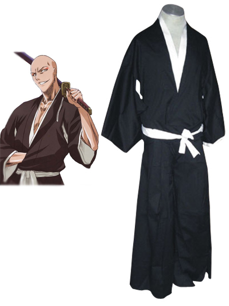 Bleach Ikkaku Madarame Cosplay Costume