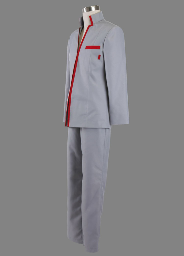 Bleach Karakura High School Boy's Winter School Uniform Cosplay Costumes