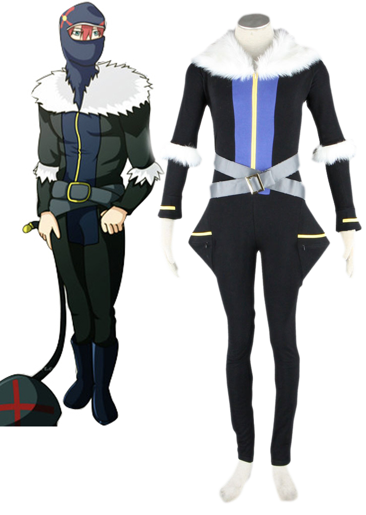 Bleach Modified souls Noba Cosplay Costumes