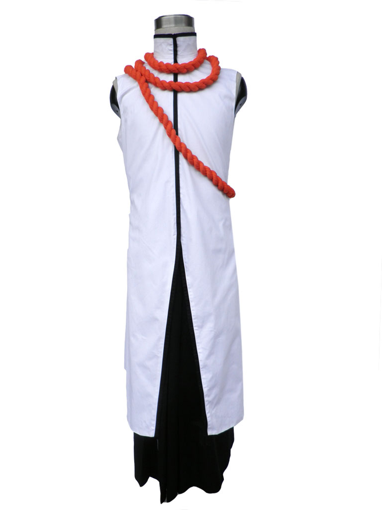 Bleach Tosen Hollow World Hueco Mundo Kimono Uniform Cosplay Costumes