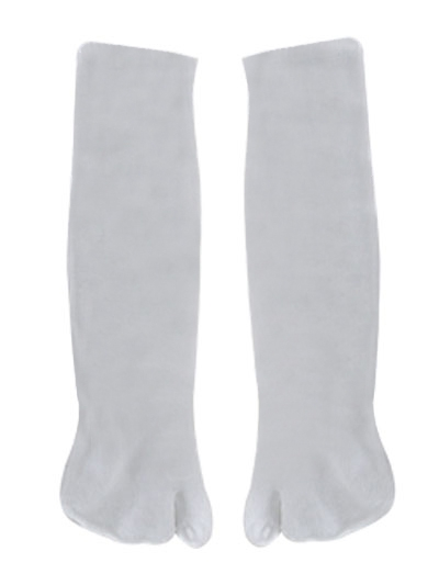 Bleach White Two Toe Socks Cosplay Accessories