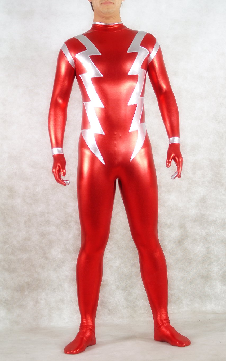 f0854079aa Blitzmann Shiny Spandex Costumes Catsuit