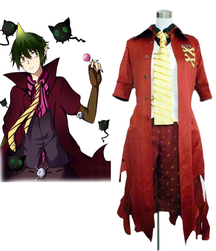 Blue Exorcist King of the EarthAmaimon Cosplay Costume