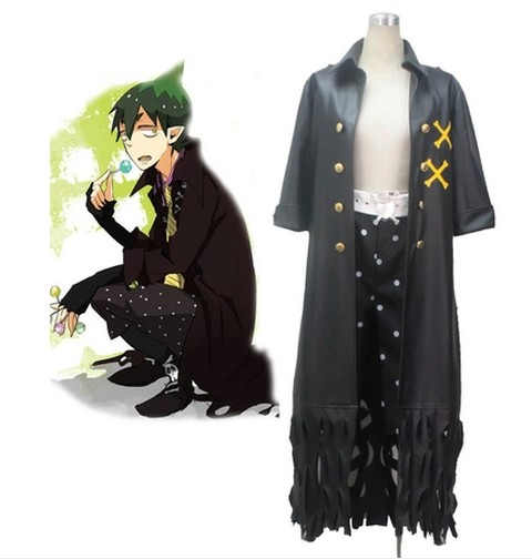 Blue Exorcist King of the EarthAmaimon in Comic Cosplay Costume