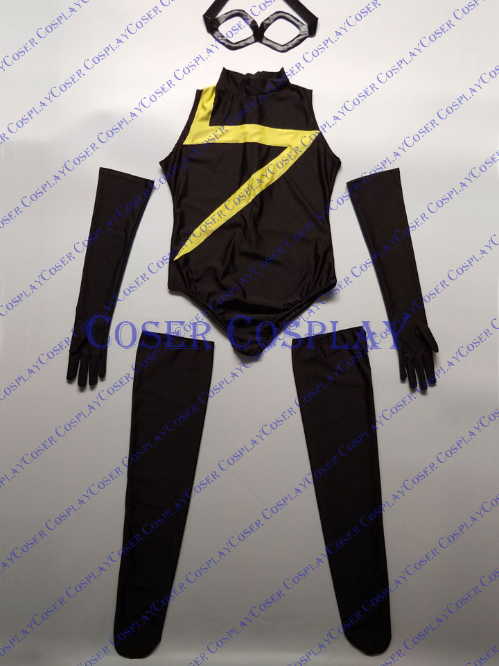 Captain Marvel Carol Danvers Sexy Halloween Costume For Women 2019 0409