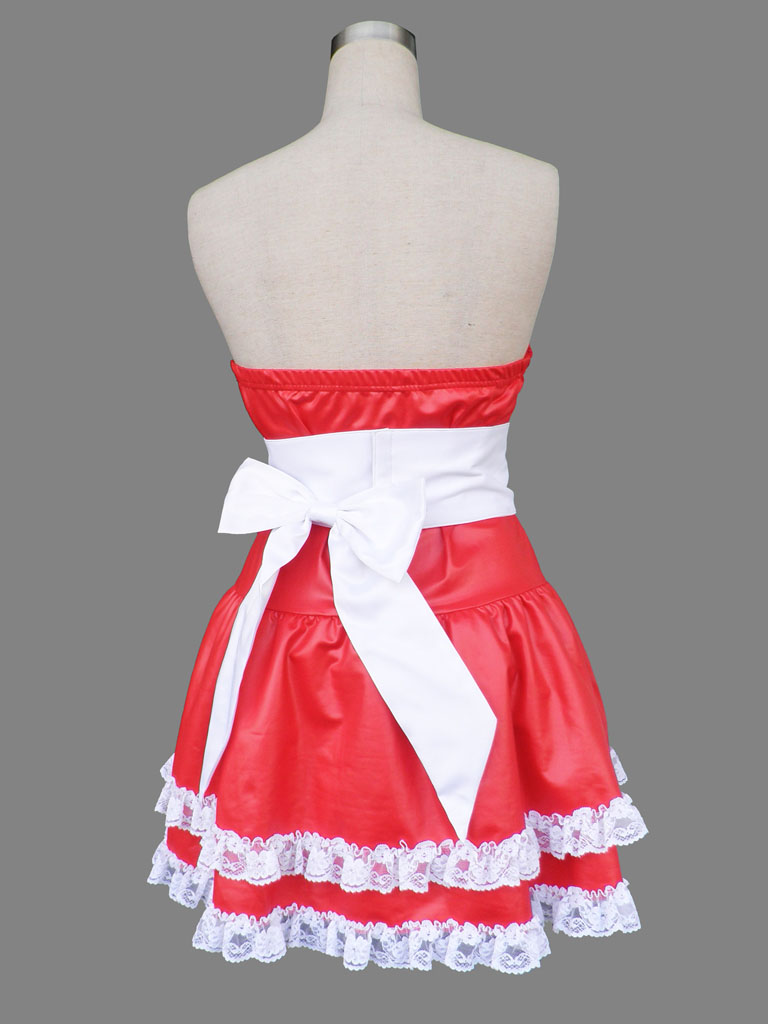 Christmas Rabbit Show Girls Uniform Cosplay Costume