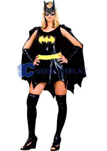 Classic Batman Costume For Girl Cosercosplay Com