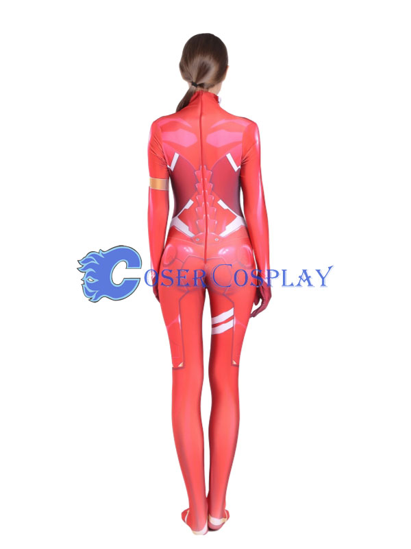 DARLING in the FRANXX 002 ZERO TWO Sexy Halloween Costumes