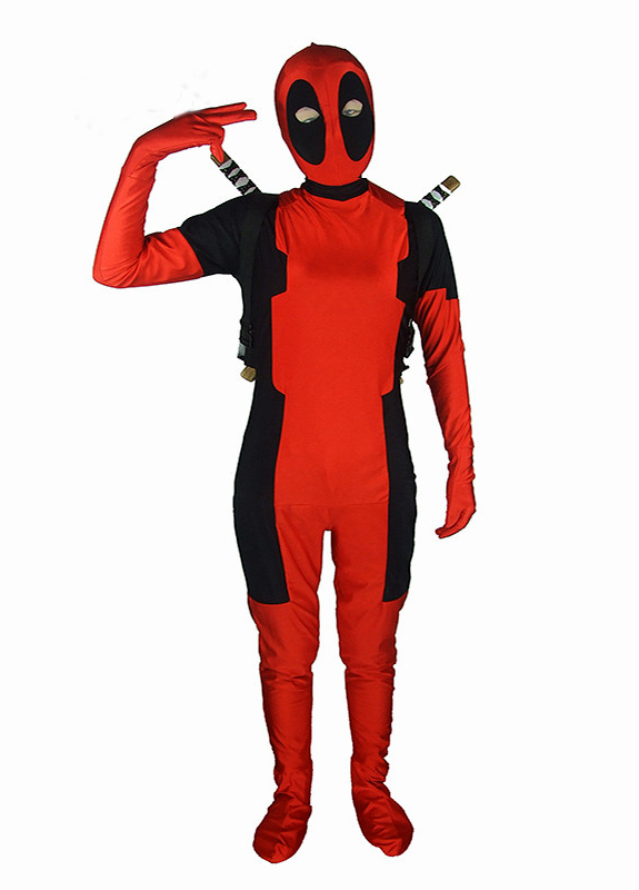 Deadpool Cosplay Costume Kids Halloween Costumes 15070268