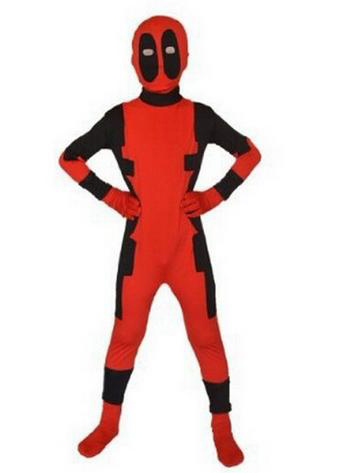 Deadpool Cosplay Costume Kids Halloween Costumes 15070269