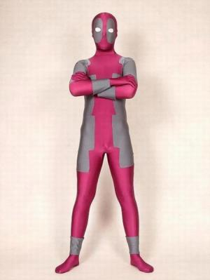 Deadpool Cosplay Costume Zentai 15070201